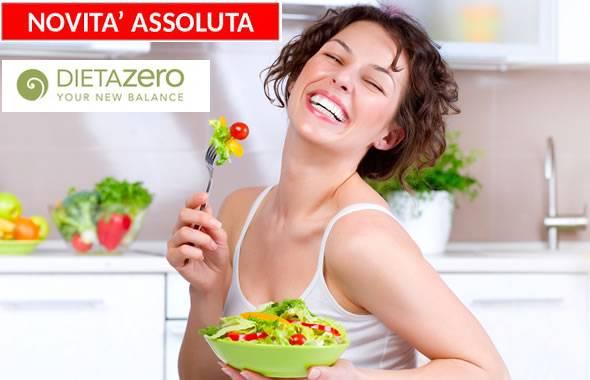 dieta zero, Il programma alimentare e i prodotti Dieta Zero per dimagrire